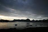 格陵蘭島的夕陽-GREENLAND:IMG_3088格陵蘭島GREENLAND-KULUSUK.JPG