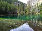 加拿大洛磯山脈19天度假自助遊-葛拉西湖Grassi Lake:IMG_5444.JPG