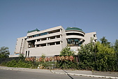 塞爾維亞SERBIA_貝爾格勒BELGRADE采風:_MG_5452塞爾維亞_貝爾格勒_中共被飛彈擊中之大使館.JPG