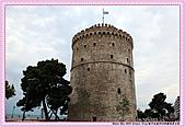 10-希臘-特沙羅尼基Thessaloniki(白塔):希臘-特沙羅尼基Thessaloniki港邊及白塔(White Tower)5627.jpg