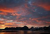 格陵蘭島的夕陽-GREENLAND:IMG_3143格陵蘭島GREENLAND-KULUSUK.JPG
