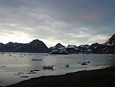 格陵蘭島的夕陽-GREENLAND:DSC00548格陵蘭島GREENLAND-KULUSUK.JPG