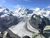 瑞士鐵道阿爾卑斯山漫遊12天之旅-6 高納葛拉特(Gornergrat)景觀台賞冰河:IMG_5015.JPG