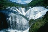 世界上最迷人的50個地方,你去過嗎?來看看!:中國九寨溝珍珠灘瀑布.jpg