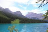 加拿大洛磯山脈19天度假自助遊-優鶴國家公園-翡翠湖Emerald Lake:A81Q8667.JPG