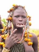 衣索匹亞ETHIOPIA - 穆爾西族Mursi(唇盤族)原始人文:IMG_0097-S90穆爾西族Mursi(唇盤族).jpg