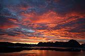 格陵蘭島的夕陽-GREENLAND:IMG_3177格陵蘭島GREENLAND-KULUSUK.JPG