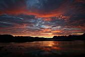 格陵蘭島的夕陽-GREENLAND:IMG_3144格陵蘭島GREENLAND-KULUSUK.JPG
