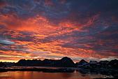 格陵蘭島的夕陽-GREENLAND:IMG_3178格陵蘭島GREENLAND-KULUSUK.JPG