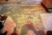 14-11約旦JORDAN--希臘東正教聖喬治教堂:IMG_9492H約旦-希臘東正教聖喬治教堂-二百萬片馬賽克拼成之拜占庭聖地地圖.JPG