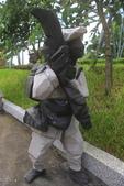 朱銘美術館 看雕塑 金山老街裡 吃鴨肉:A81Q1985.JPG