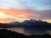 格陵蘭島的夕陽-GREENLAND:IMGP2466格陵蘭島GREENLAND-AMMASSALIK.JPG