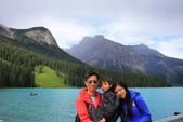 加拿大洛磯山脈19天度假自助遊-優鶴國家公園-翡翠湖Emerald Lake:A81Q8654.JPG