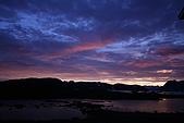 格陵蘭島的夕陽-GREENLAND:IMG_3131格陵蘭島GREENLAND-KULUSUK.JPG