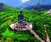 世界上最迷人的50個地方,你去過嗎?來看看!:中國香港達濠島天壇大佛.jpg