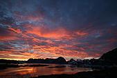 格陵蘭島的夕陽-GREENLAND:IMG_3164格陵蘭島GREENLAND-KULUSUK.JPG