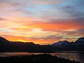 格陵蘭島的夕陽-GREENLAND:IMGP2469格陵蘭島GREENLAND-AMMASSALIK.JPG
