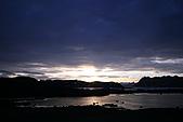 格陵蘭島的夕陽-GREENLAND:IMG_3093格陵蘭島GREENLAND-KULUSUK.JPG