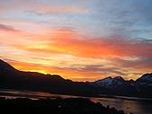 格陵蘭島的夕陽-GREENLAND:IMGP2470格陵蘭島GREENLAND-AMMASSALIK.JPG