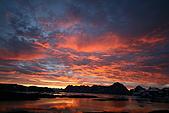 格陵蘭島的夕陽-GREENLAND:IMG_3166格陵蘭島GREENLAND-KULUSUK.JPG