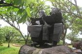 朱銘美術館 看雕塑 金山老街裡 吃鴨肉:A81Q1986.JPG