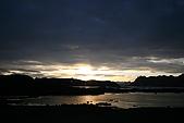 格陵蘭島的夕陽-GREENLAND:IMG_3095格陵蘭島GREENLAND-KULUSUK.JPG
