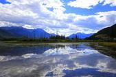 加拿大洛磯山脈19天度假自助遊-班夫鎮Banff Vermilion Lakes(硃砂湖):A81Q9082.JPG