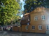 瑞典斯堪地戶外博物館-北歐風情初訪掠影Stockholm:DSC01410瑞典-斯德哥爾摩-斯堪地戶外博物館前街道.JPG