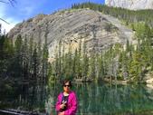 加拿大洛磯山脈19天度假自助遊-葛拉西湖Grassi Lake:IMG_3120.JPG