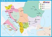 羅馬尼亞_布拉索夫_布朗城堡-吸血鬼的故鄉 :2巴爾幹九國22日行程地圖.jpg