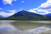 加拿大洛磯山脈19天度假自助遊-班夫鎮Banff Vermilion Lakes(硃砂湖):A81Q9061.JPG