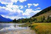 加拿大洛磯山脈19天度假自助遊-班夫鎮Banff Vermilion Lakes(硃砂湖):A81Q9063.JPG