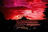 夏威夷全景 :圖片7-毛伊島-阿勞島,日出,Alau Island Sunrise, Maui,.jpg