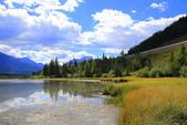 加拿大洛磯山脈19天度假自助遊-班夫鎮Banff Vermilion Lakes(硃砂湖):A81Q9064.JPG