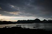 格陵蘭島的夕陽-GREENLAND:IMG_3082格陵蘭島GREENLAND-KULUSUK.JPG