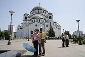 塞爾維亞SERBIA_貝爾格勒BELGRADE采風:_MG_5523貝爾格勒_聖沙瓦東正大教堂1935年建造.jpg