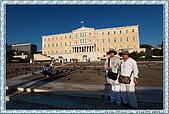 37.希臘Greece雅典Athens憲法廣場衛兵交接儀式:IMG_9422.jpg