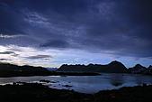 格陵蘭島的夕陽-GREENLAND:IMG_3064格陵蘭島GREENLAND-KULUSUK.JPG