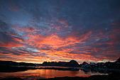 格陵蘭島的夕陽-GREENLAND:IMG_3180格陵蘭島GREENLAND-KULUSUK.JPG