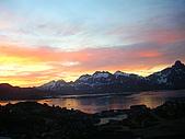 格陵蘭島的夕陽-GREENLAND:IMGP2476格陵蘭島GREENLAND-AMMASSALIK.JPG