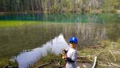 加拿大洛磯山脈19天度假自助遊-葛拉西湖Grassi Lake:IMAG4025.jpg