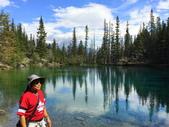 加拿大洛磯山脈19天度假自助遊-葛拉西湖Grassi Lake:IMG_3190.JPG