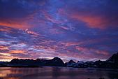 格陵蘭島的夕陽-GREENLAND:IMG_3147格陵蘭島GREENLAND-KULUSUK.JPG
