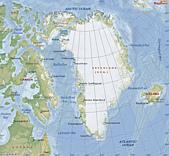 格陵蘭島的夕陽-GREENLAND:A1-GREENLAND(附經緯度2).gif