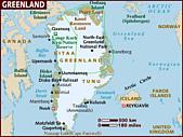 格陵蘭島的夕陽-GREENLAND:A2-GREENLAND.gif