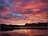 南極31天行紀實旅照先挑選供欣賞相簿:北歐-格陵蘭島 夕照