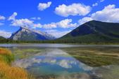 加拿大洛磯山脈19天度假自助遊-班夫鎮Banff Vermilion Lakes(硃砂湖):A81Q9069.JPG