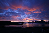 格陵蘭島的夕陽-GREENLAND:IMG_3135格陵蘭島GREENLAND-KULUSUK.JPG