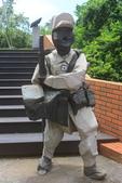 朱銘美術館 看雕塑 金山老街裡 吃鴨肉:A81Q1980.JPG