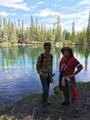 加拿大洛磯山脈19天度假自助遊-葛拉西湖Grassi Lake:IMG_3142.JPG